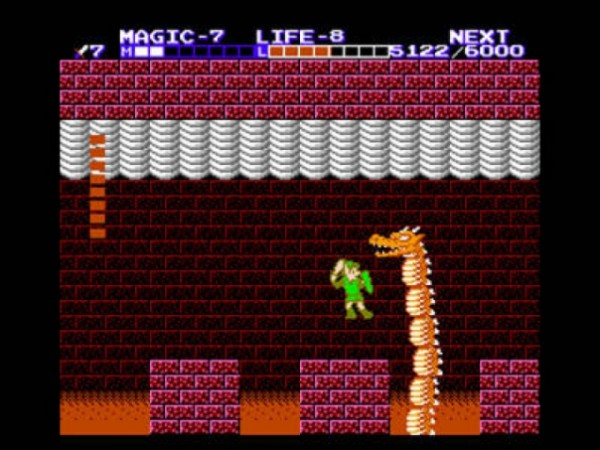 6. Zelda II: The Adventure of Link (1988): The highly anticipated NES sequel -- much like Super Mario Bros. 2 -- was a radical departure from a can't-miss formula. The result was the most divisive Zelda game to date, but one whose difficulty still challenges players 25 years on.
