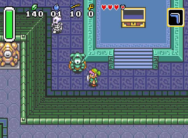 3. The Legend of Zelda: A Link to the Past (1992): The introduction of a parallel world -- a device revisted in subsequent Zelda titles -- further raised the bar for the franchise and provided a vivid showcase for what the Super Nintendo was capable of. The new dimension created a whole new set of gameplay possibilites that still resonate today.