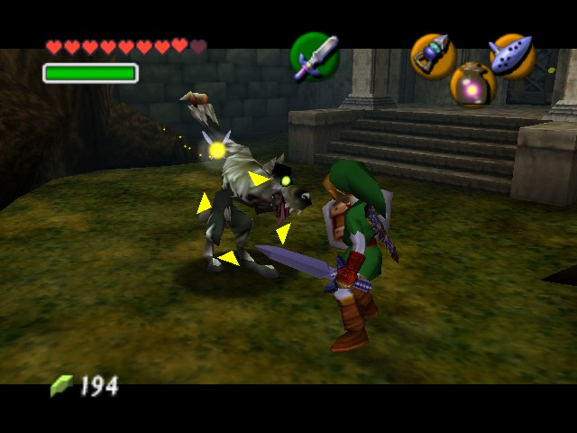 5. The Legend of Zelda: Majora's Mask (2000): The darkest installment in the Zelda series is often dwarfed by the more popular Ocarina of Time, but its use of an innovative three-day time cycle makes it one of the Nintendo 64's most memorable and underappreciated titles.