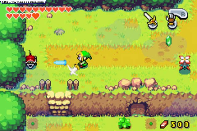 12. The Legend of Zelda: The Minish Cap (2004): The third and final game in Nintendo's Four Swords mini-trilogy, Minish Cap combines the classic Zelda gameplay with art inspired by the Wind Waker's whimsy. The biggest problem? Intermediate to advanced players will find it a breeze.