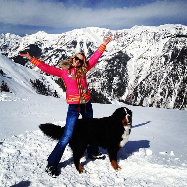 @annev_official: Greatest office ever #Aspen