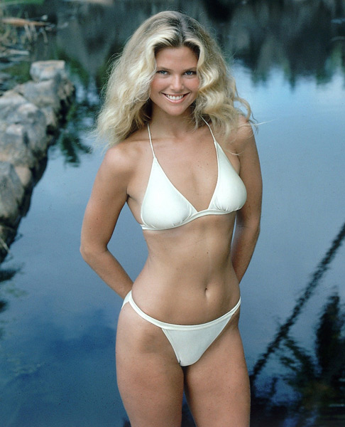 Christie Brinkley - Vacation (1983),                                    Vegas Vacation (1997), :: Walter Iooss Jr. /SI