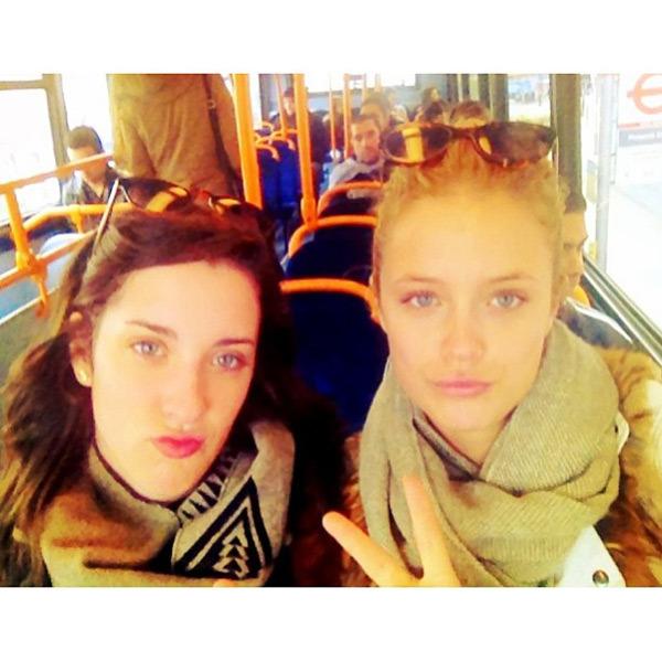 @katelynnebock: We on a bus.