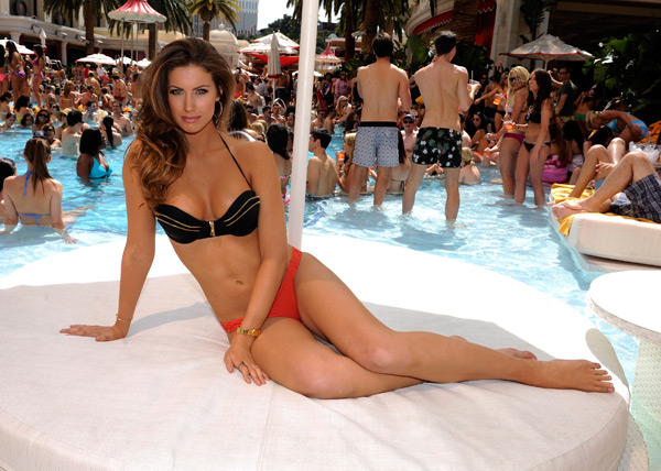 Katherine Webb :: David Becker/Getty Images