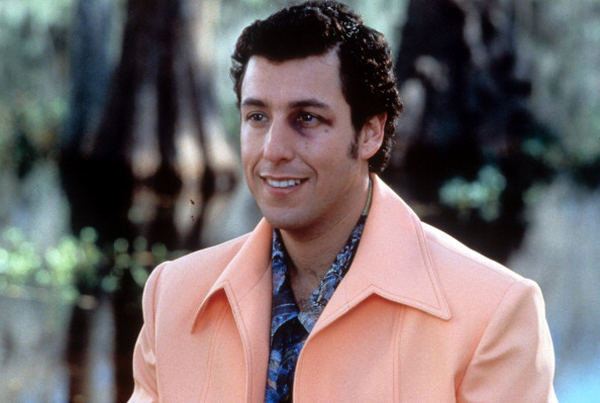 "THE WATERBOY (1 star): ""Do I have something visceral against Adam Sandler? I hope not. I try to keep an open mind and approach every movie with high hopes. It would give me enormous satisfaction (and relief) to like him in a movie. But I suggest he is mak"
