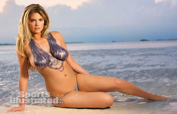 <p>Kate Upton :: Walter Iooss Jr./SI</p>