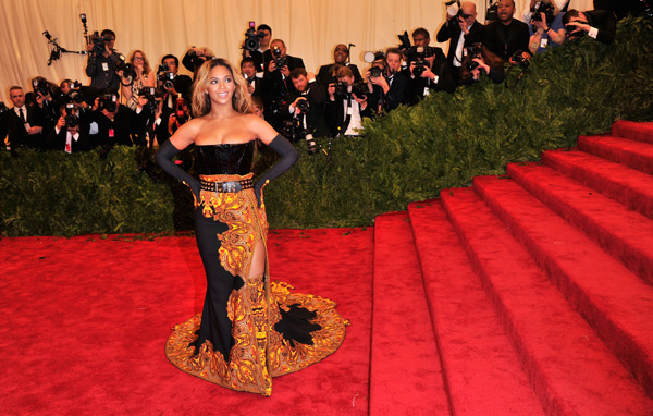 Beyonce Knowles :: TIMOTHY A. CLARY/AFP/Getty Images