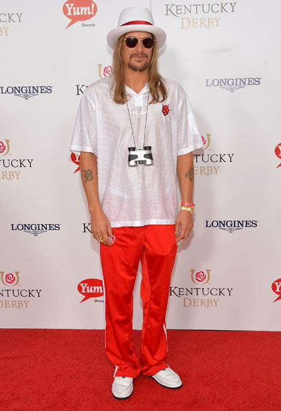 Kid Rock :: Getty Images