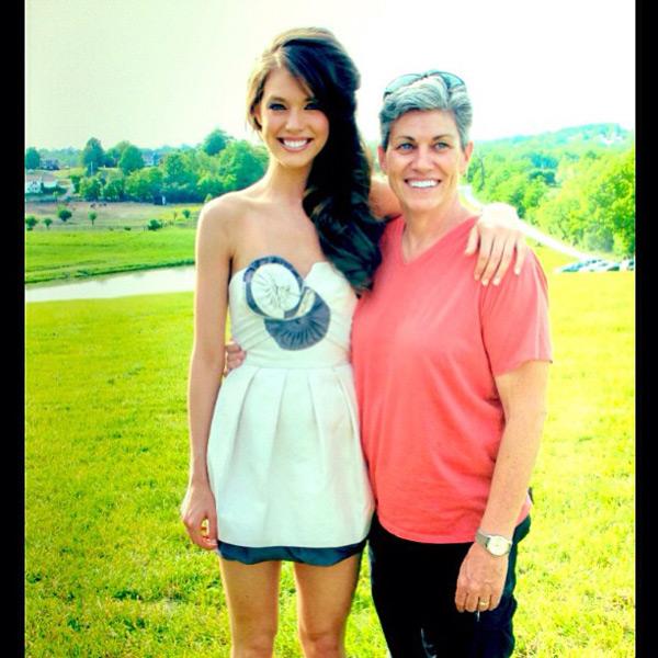 Emily DiDonato and mother :: @emilydidonato1
