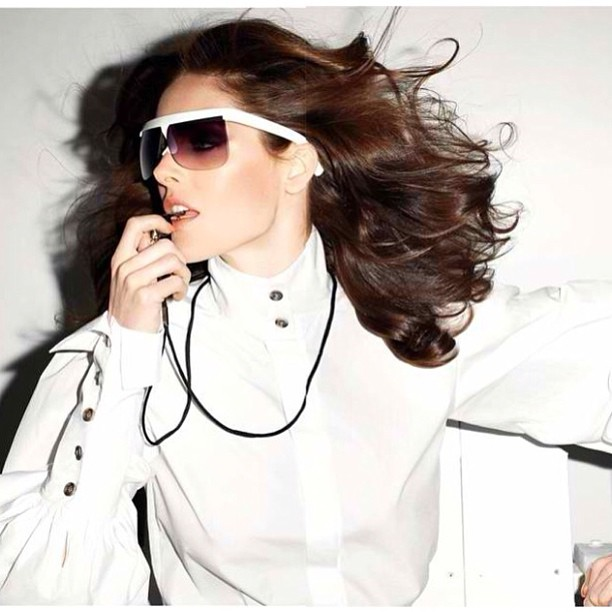 @hilaryhrhoda: Chic athlétique! French Vogue by Terry Richardson & Marie Chaix