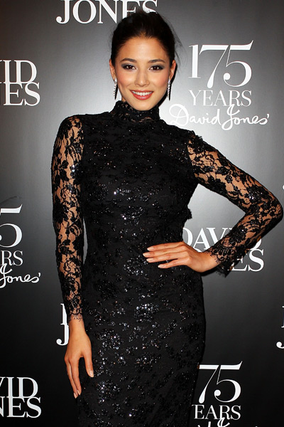 Jessica Gomes :: Lisa Maree Williams/Getty Images