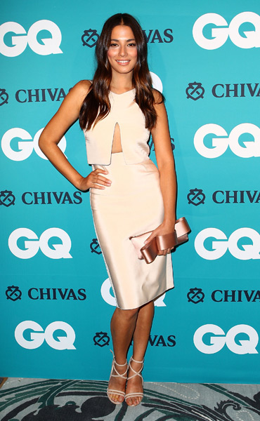 Jessica Gomes :: Marianna Massey/Getty Images