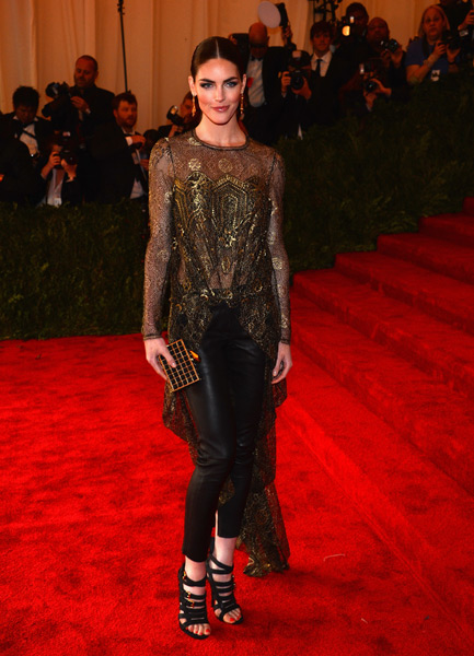 Hilary Rhoda :: Larry Busacca/Getty Images