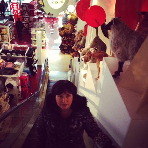 Irina Shayk's mother :: @theirishayk
