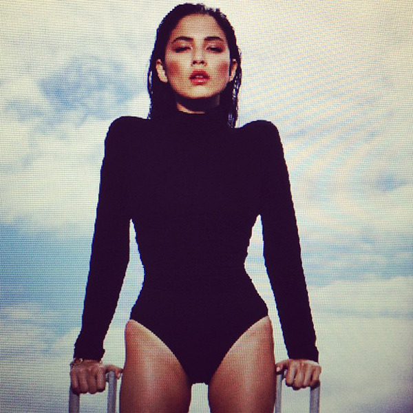 @iamjessicagomes: Shot by @chriscolls Madison's last issue. @davidjonesstore loved this shoot. @rachwayman thank you.