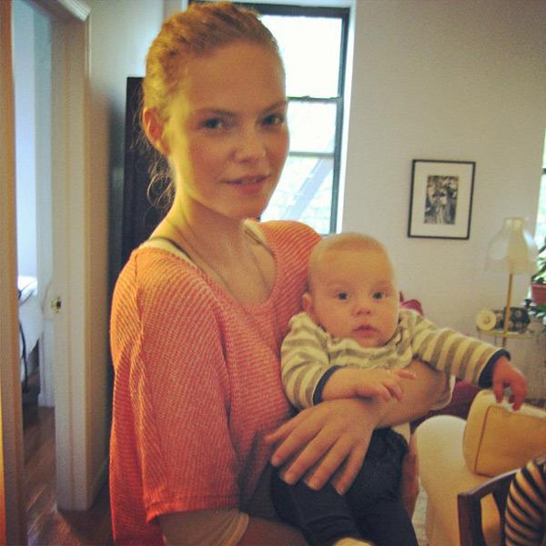 @jesslperez: Adorable baby Liam.