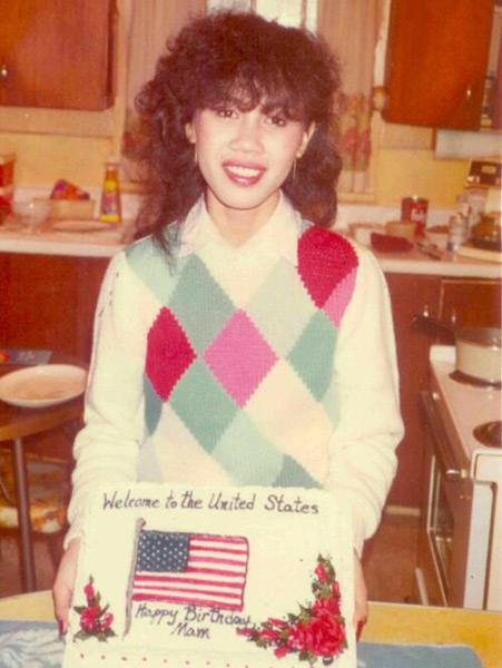 Chrissy Teigen's mother :: @chrissyteigen