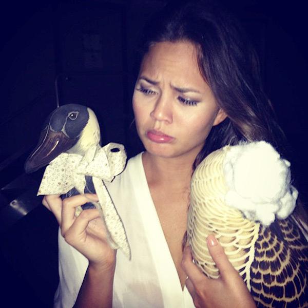 Chrissy sad about the end of Hangout Fest :: @chrissy_teigen