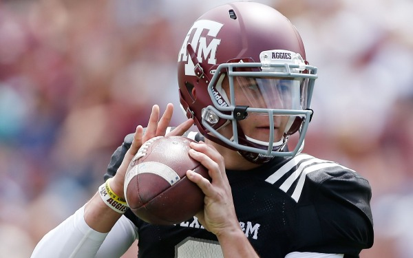 save off 7d3f8 5af56 Texas A&M: Johnny Manziel's financial impact on the school ...