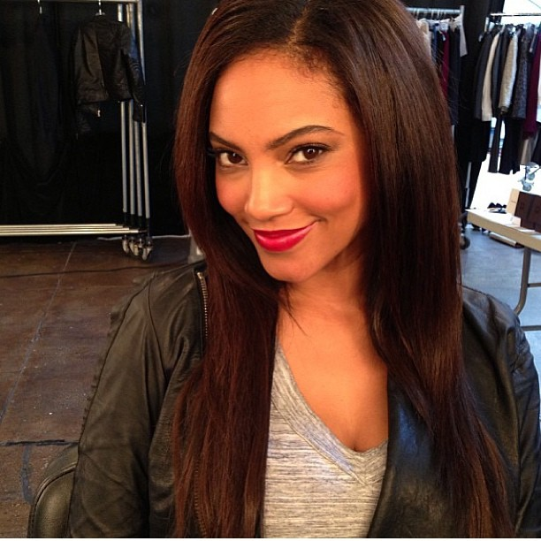 @1arielmeredith: #repost #nofilter thanks @andiebnyc for always rocking it out!!