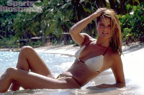 Christie Brinkley :: John G. Zimmerman/SI
