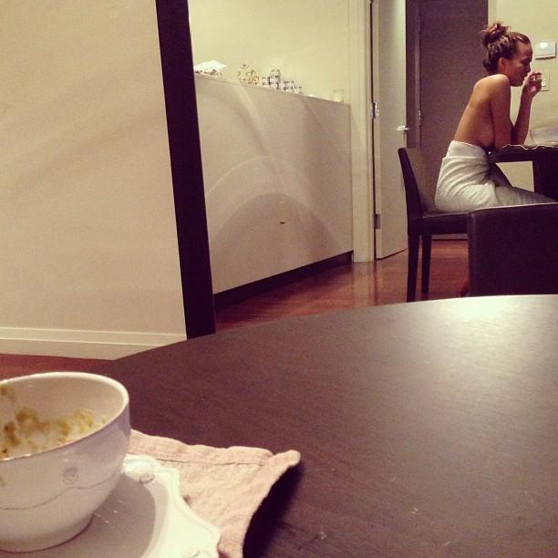 @chrissyteigen: pea soup