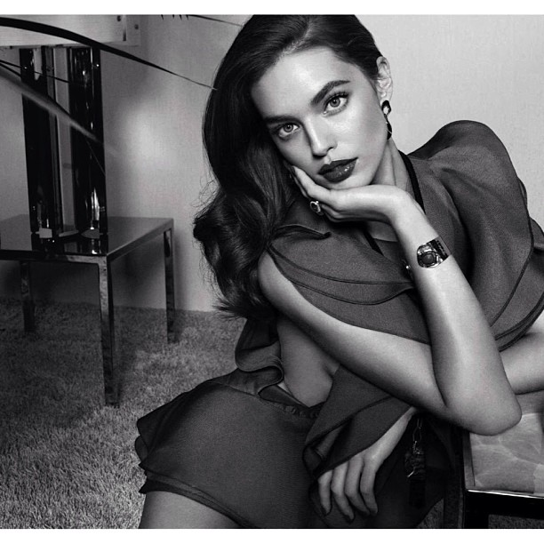 @emilydidonato1: Another shot for @voguespain by @giampaolosgura