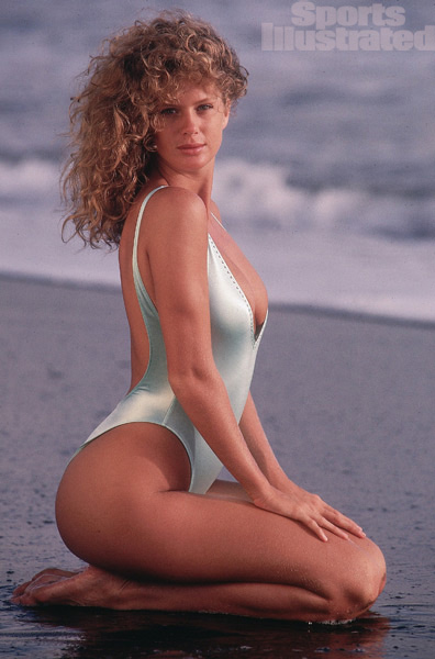 Rachel Hunter :: Robert Huntzinger/SI