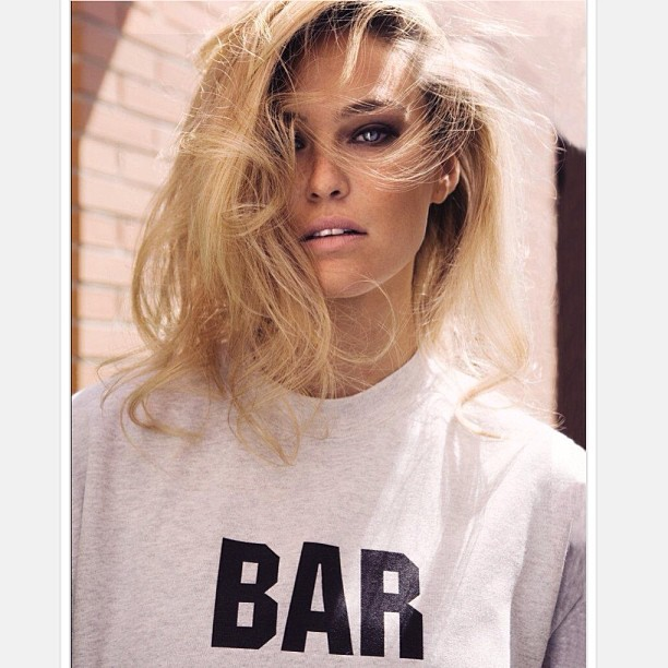 @barrefaeli: #Elle Spain
