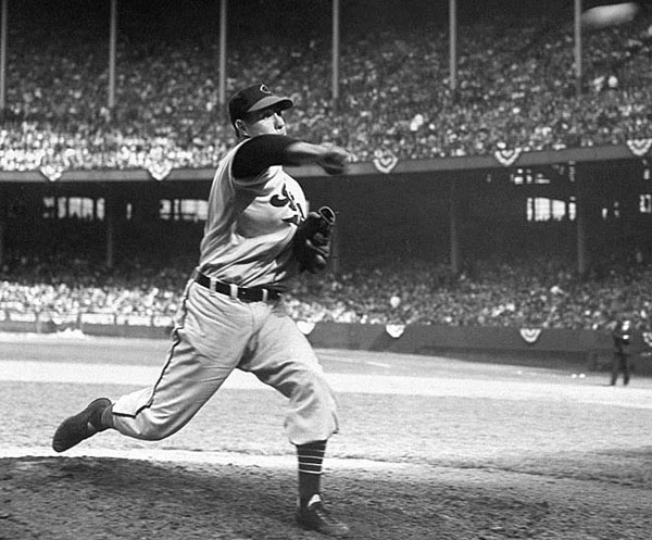 Bob Feller (Hank Walker/Time Life Pictures/Getty Images)