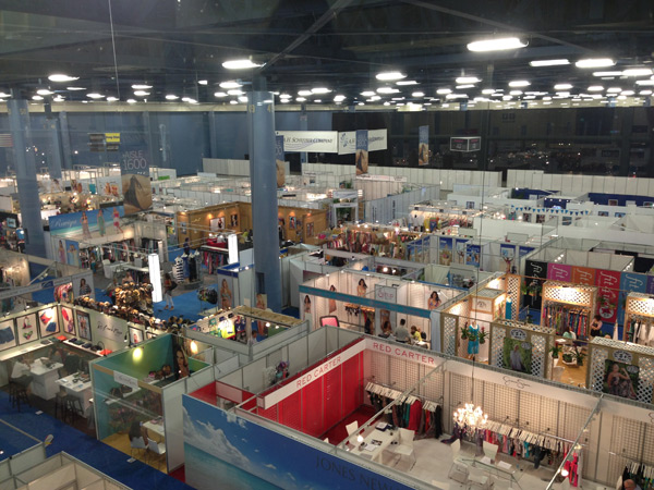 Overview of Convention Center :: Janine Berey/SI