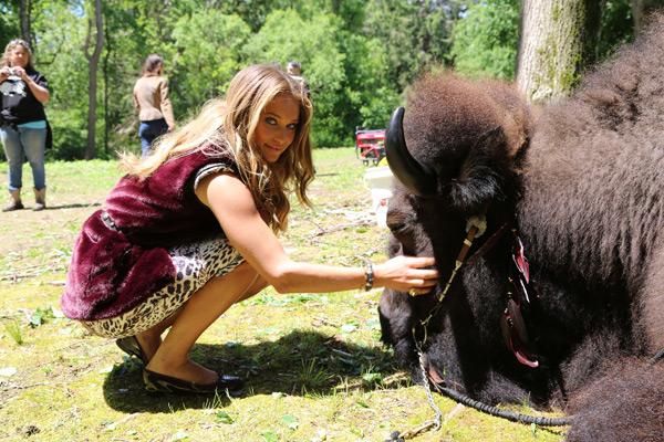 Hannah Davis and Cody :: Images courtesy of Buffalo