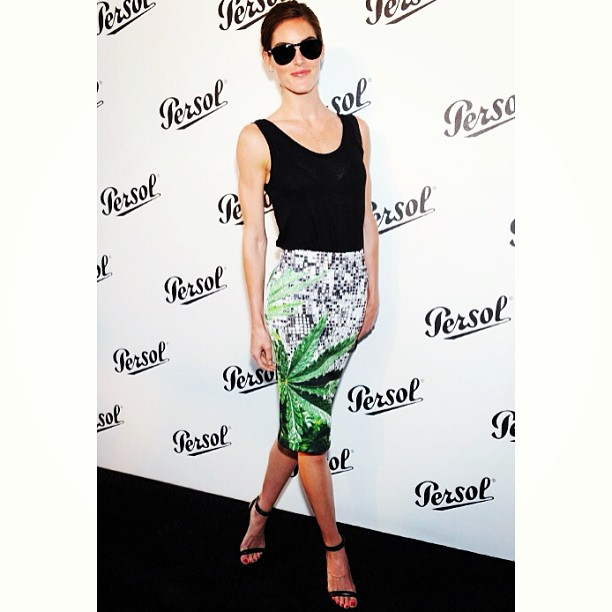 @hilaryhrhoda: Last night at the Museum of Moving Image @Persol #magnificentobsessions