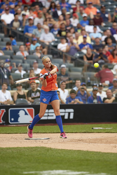 Jennie Finch :: Erick W. Rasco/SI