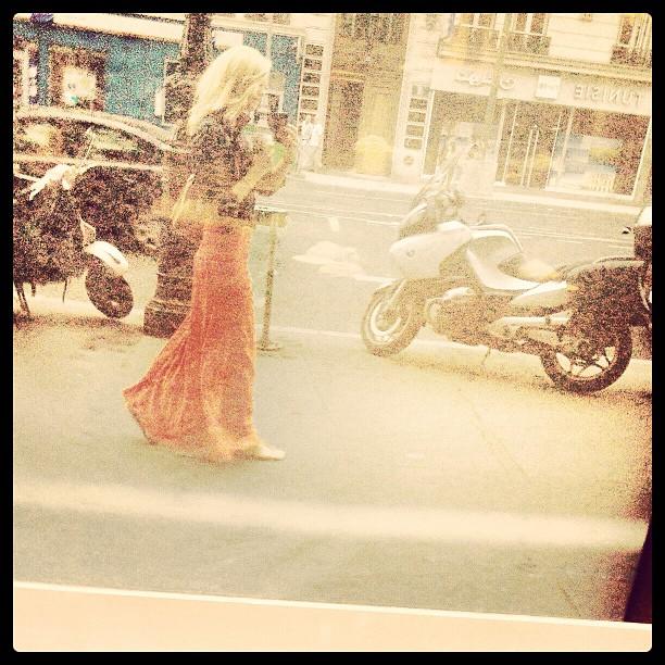 @katelynnebock: Good. Morning. Paris.