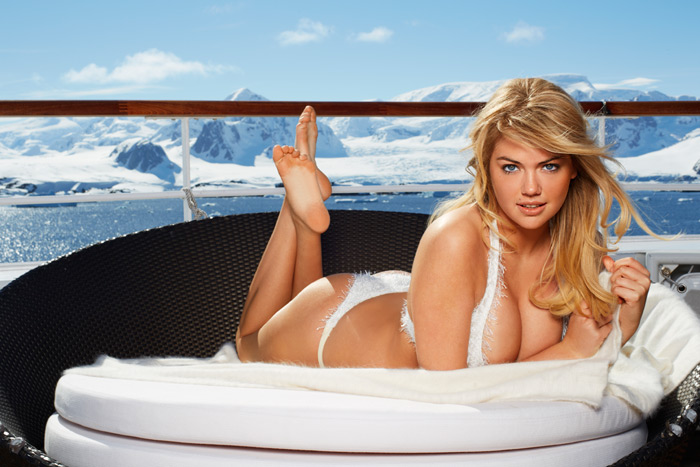 Kate upton returns to antarctica si kate upton derek kettelasi voltagebd Gallery