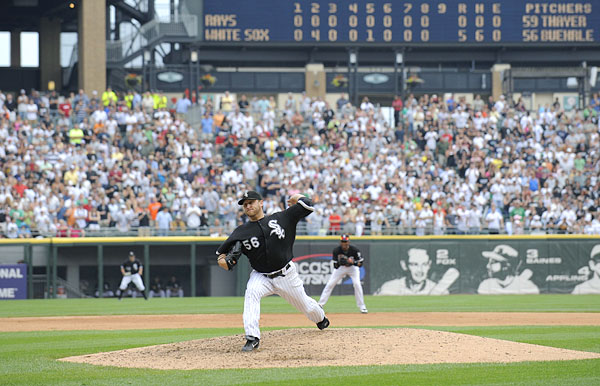 Mark Buehrle (Ron Vesely/MLB Photos via Getty Images)