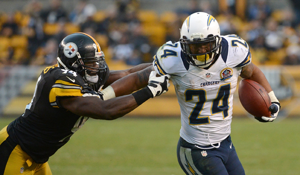 5a94d50830e Ryan Mathews ran for 707 years last season with the San Diego Chargers.