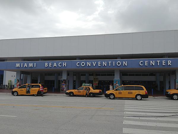 Miami Beach Convention Center :: Janine Berey/SI
