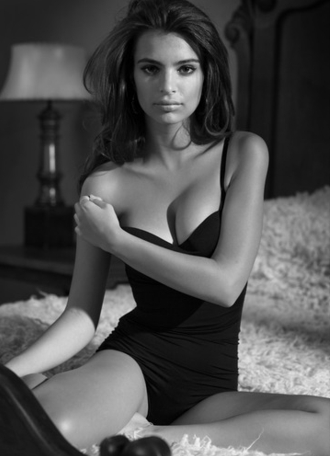 Emily Ratajkowski :: Courtesy of Ford Models