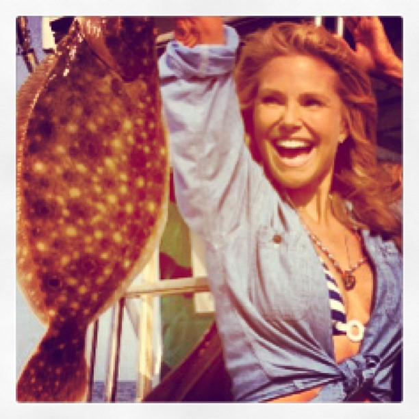 I caught ANOTHER Flounder!!!!!!!!!!!!!!!!!!!