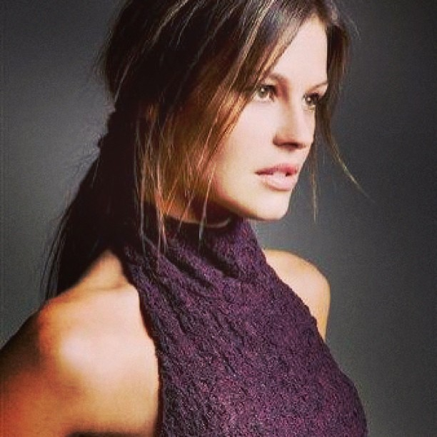 @dompiek: #tbt I was only 19! @catherinefulmer 's first lookbook ! Fitting some new looks today! Xoxo