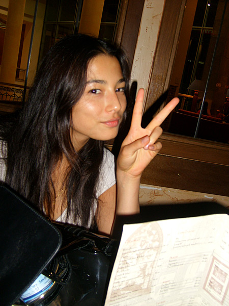 Jessica Gomes :: 2008, Israel (rookie year)
