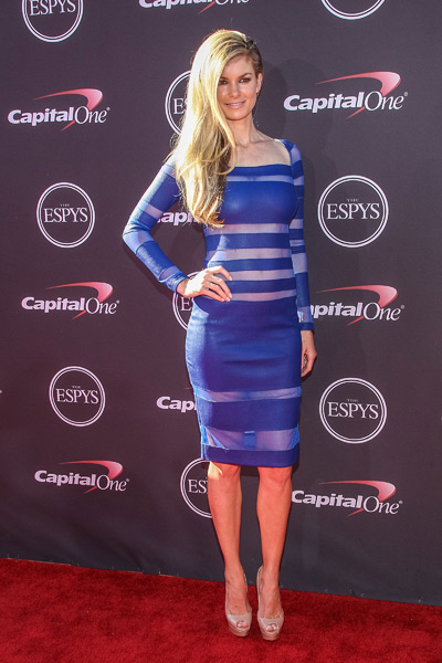 Marisa Miller attends the 2013 ESPY Awards :: Paul A. Hebert/Getty Images