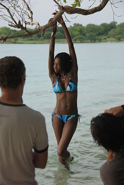 Oluchi Onweagba :: Randall Grant/SI