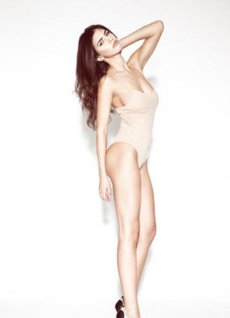 Nicoleta Vaculov :: Courtesy of Ford Models