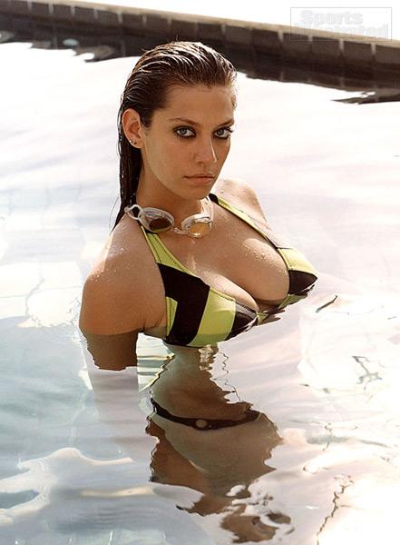 Michelle Lombardo :: Raphael Mazzuco/SI