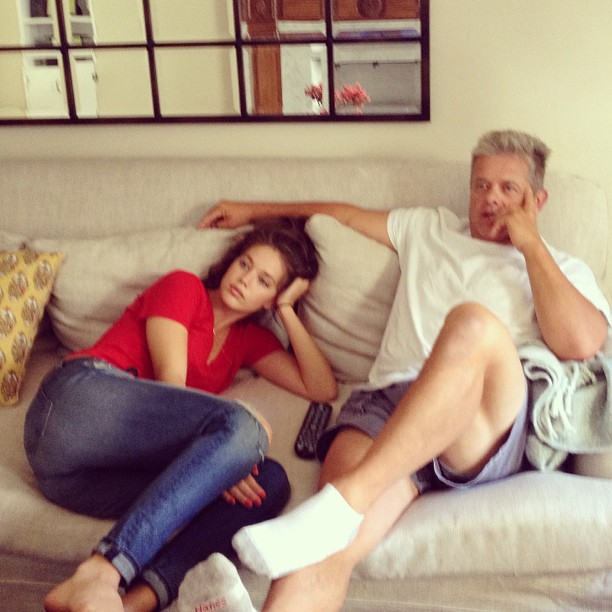@emilydidonato1: Sundays are for football w/ my dad
