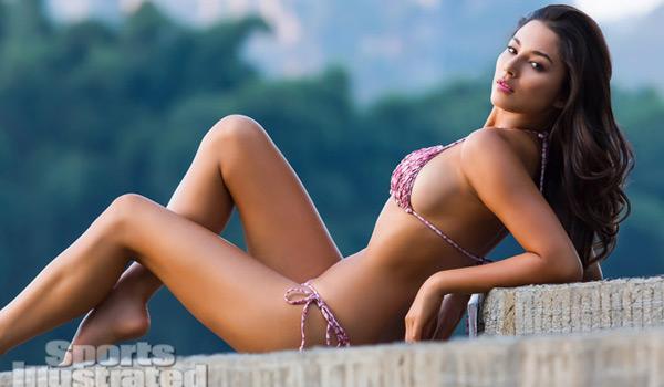 Jessica Gomes :: Derek Kettela/SI