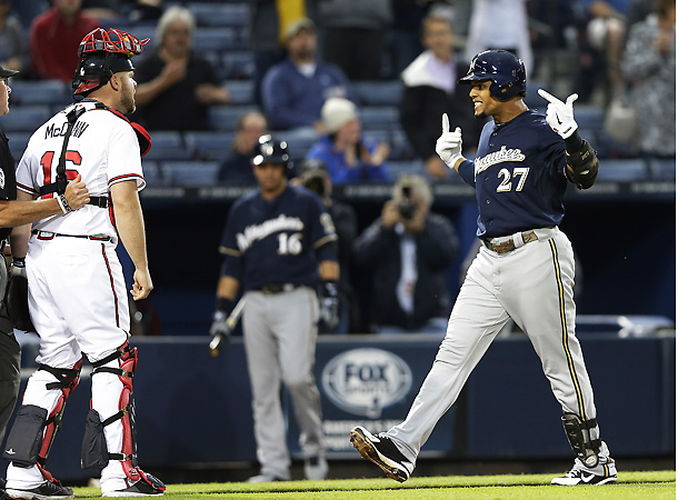 Image result for brian mccann challenges milwaukee brewer player